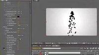 AE视频教程-particular水墨制作【trapcode系列】