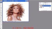 01 数码照片的5种不同抠图法ps抠图教程