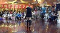 合肥性感椅子秀,太阳城立宸舞蹈培训机构