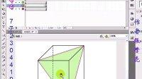 Flash CS4教程:变形的精确控制——立方体变形