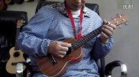 """23寸24寸ukulele尤克里里乌格丽丽演奏""""浪奔浪流"""""""