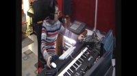 2008年雨黎与常石磊在Yuli工作室录制《我和你》