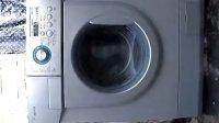 LG滚筒全自动洗衣机洗涤视频