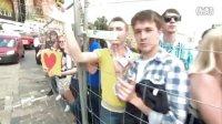 《变形金刚3》莫斯科全球首映盛况空前
