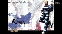 街霸4AE人物主题背景音乐之 科迪(Cody)