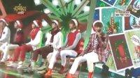 121222 Music Core 100% 《백퍼센트》 Guy like me 《나 같은 놈》