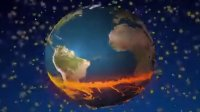 粒子星球爆炸