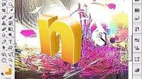 [Ai]Illustrator-CS5-08-应用3D效果制作塑料质感的3D文字