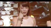 [杨晃]可爱粉色裙装 韩国性感美女组合T-ara最新现场Day by Day 叶璇宠物狗咬人