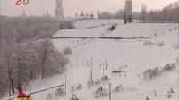极寒天气导致俄罗斯乌克兰一百多人被冻死[黑龙江新闻联播]