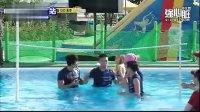 【SBS Running Man】100801 E04 Nichkhun Jessica[高清中字]