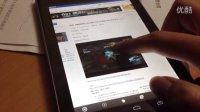 Nexus7播放网页内内嵌flash视频