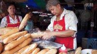 老挝永珍法棍面包