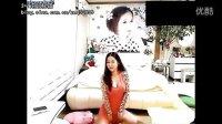 韩国清新美女朴娜娜卧室嗨舞