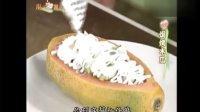 20130103《現代心素派》香積料理--焗烤木瓜 山藥蘆筍卷 《台北內湖:楊連福 林麗華》