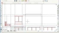 ★★CAD教程★★最新CAD视频教程★★绘制标准层立面图