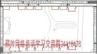 CAD8.2小区总平面图