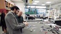 参观微软模型车间,产品原型用3D打印的地方(清晰)