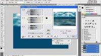 [PS]Photoshop CS6 入门基础实例视频教程八 PS 合成教程 海上生明月