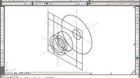 CAD教程★★最新CAD实战视频教程★★五、实例55