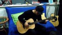吉他曲《褪色照片》