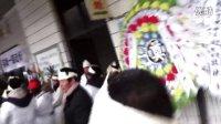 萧山瓜沥友成公司火灾70余辆消防车3位消防队员牺牲 追悼会