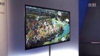 [CES2013]松下4K OLED电视展示