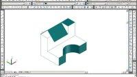 CAD教程★★顺朗CAD实例教程七、79★★最新CAD实战视频教程