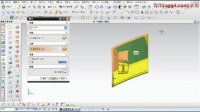 UG塑胶模具设计--破面修补——青华模具学院UG模具设计全套视频教程