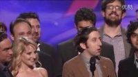 【最欧美】《生活大爆炸》取得2013年国民选取奖 最佳电视剧笑剧