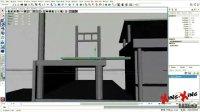 Maya动画基础教程:酒馆酒架,酒桶、酒坛子的制作(2)