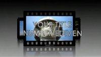 VideoHive 828 照片旋转 AE模板
