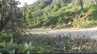 缅甸内战现场炮弹落入中国
