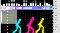 FLASH CS5视频教程810 频谱MP3播放器