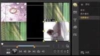 会声会影X4教程第十五课:覆叠轨电视墙的制作