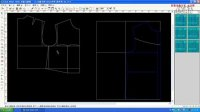 SILK ROAD 服装CAD加到曲线板