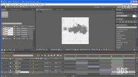 【5DS实训视频教程】AE制作三维粒子云,类似梦工厂片头视频教程