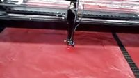 auto feeding Cloth /leather cutting machine