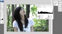 [PS]22_photoshop_cs3视频教程_利用曲线工具制作简单的艺术效果
