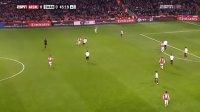 足总杯第三轮 阿森纳 vs 斯旺西 威尔希尔精彩表现集锦