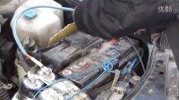 超级电容解决天气寒冷车打不着火的难题!
