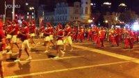 2012年第二十三届大连国际服装节 开幕式巡游狂欢表演 外国小朋友