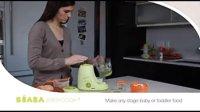 法国BEABA Babycook婴儿辅食机使用 视频