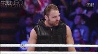 【牛男独家】WWE20130125 CM朋克和人民冠军攻击NX