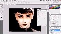 [PS]photoshop视频教程ps新手入 PhotoShop黑白照变彩色照