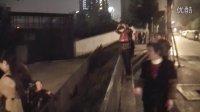 聊殇群夜走三桥之四——行走结束后在七星岗地铁站的摸奖活动