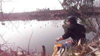 台钓小鱼视频之二 野生钓鱼 白条 鲫鱼 三千越甲 鲫 鱼竿调性测试 刺鱼好