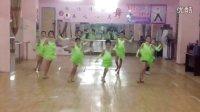 少儿拉丁 女子 单人 恰恰 拉丁舞   星郡舞蹈艺术学苑