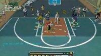 街头篮球飞人3代线上比赛录像。