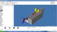 三维CNC弯管机仿真软件